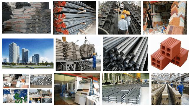 Top 10 địa chỉ bán vật liệu xây dựng giá rẻ, chất lượng nhất