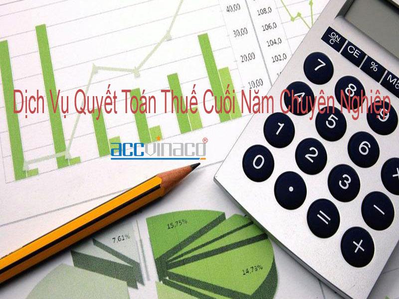 Dịch Vụ Kế Toán Thuế Hàng Tháng/Quý Trọn Gói Chuyên Nghiệp Toàn Quốc